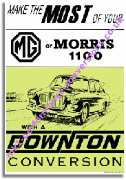 Downton Showroom Poster (1964)