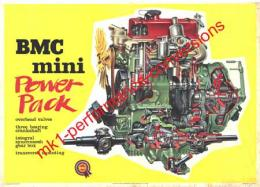 BMC mini POWER PACK (BMC SHOW ROOM POSTER)