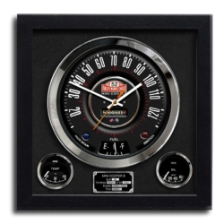 "MINI COOPER S ""MONTE CARLO RALLY"" CLOCK"