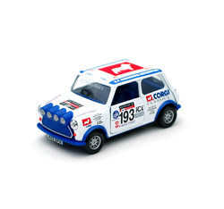 RAC RALLY MINI #193 M.PLANT/M.FRANCKS
