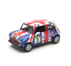 CORGI Mini Miglia Bill Sollis , Mini 7 Racing Clu…