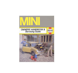 MINI OWNERS HANDBOOK & Service Guide