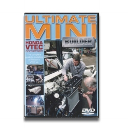 MINI BUILDER DVD VTEC CARS