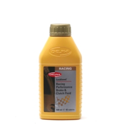 デルファイ Racing BRAKE FLUID 500ml 旧AP600