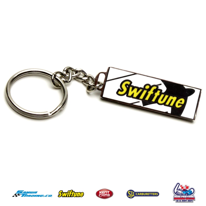 2014 BRANDS HATCH Swiftune / Sanwa Trophy KEYRING