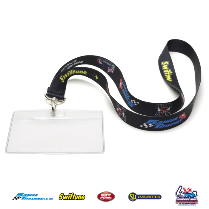 2014 Anglo French Battle / Sanwa Trophy NECK STRAP